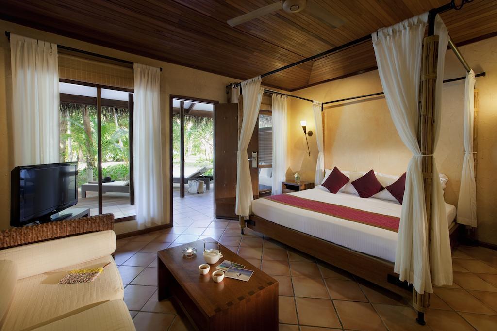 Maledivy - Kuramathi Island Resort