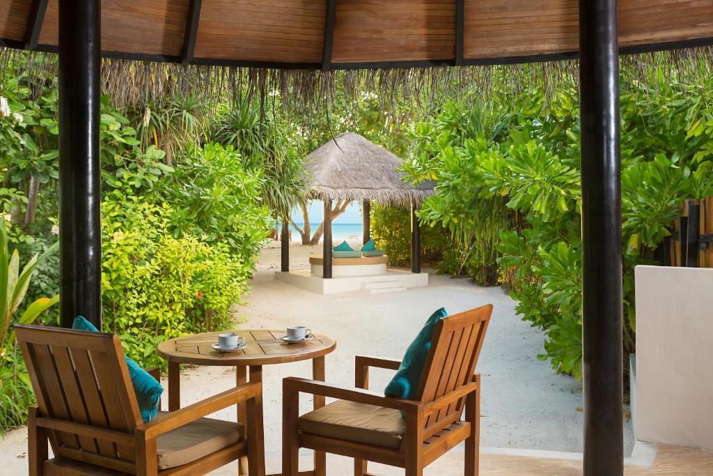 Maledivy - Sun Siyam Iru Fushi