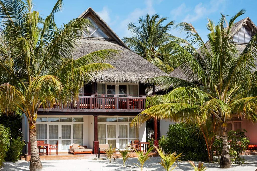 Maledivy - Sun Siyam Olhuveli