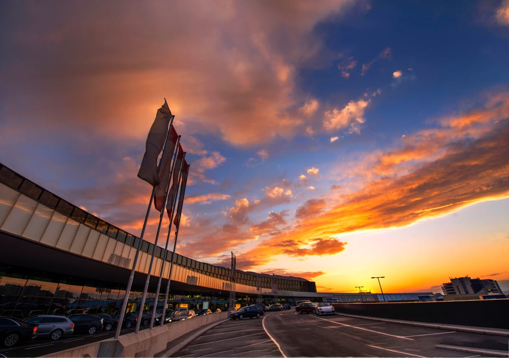 Letiště Schwechat