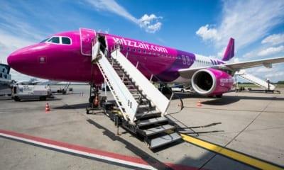 Letadlo Wizz Air