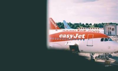 Letadlo společnosti easyJet