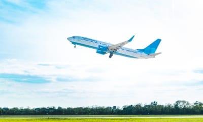 Letadlo společnosti Pobeda