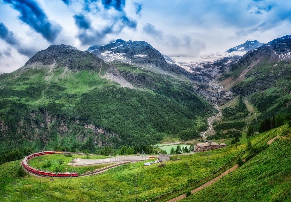 Švýcarsko, expres