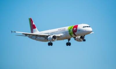 Letadlo TAP letenky na Madeiru do Ameriky