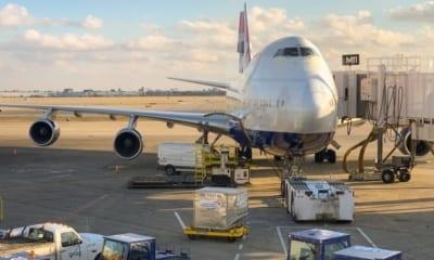 Boeing Jumbo Jet 747