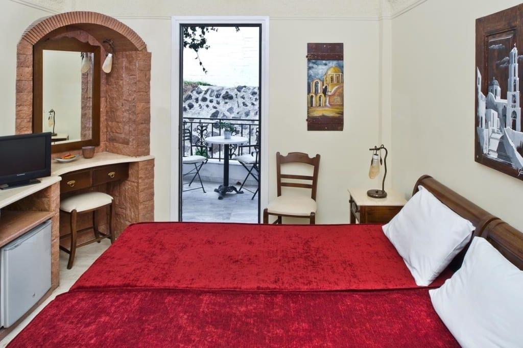 Hotel Galatia Villas - pokoj