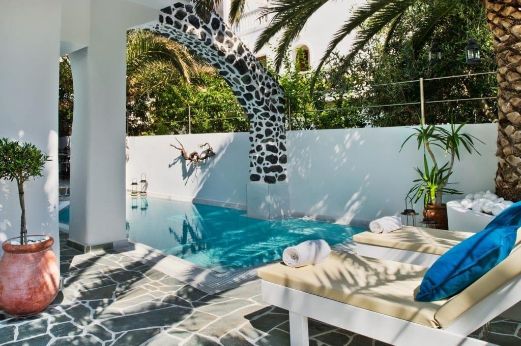 Hotel Galatia Villas - bazén