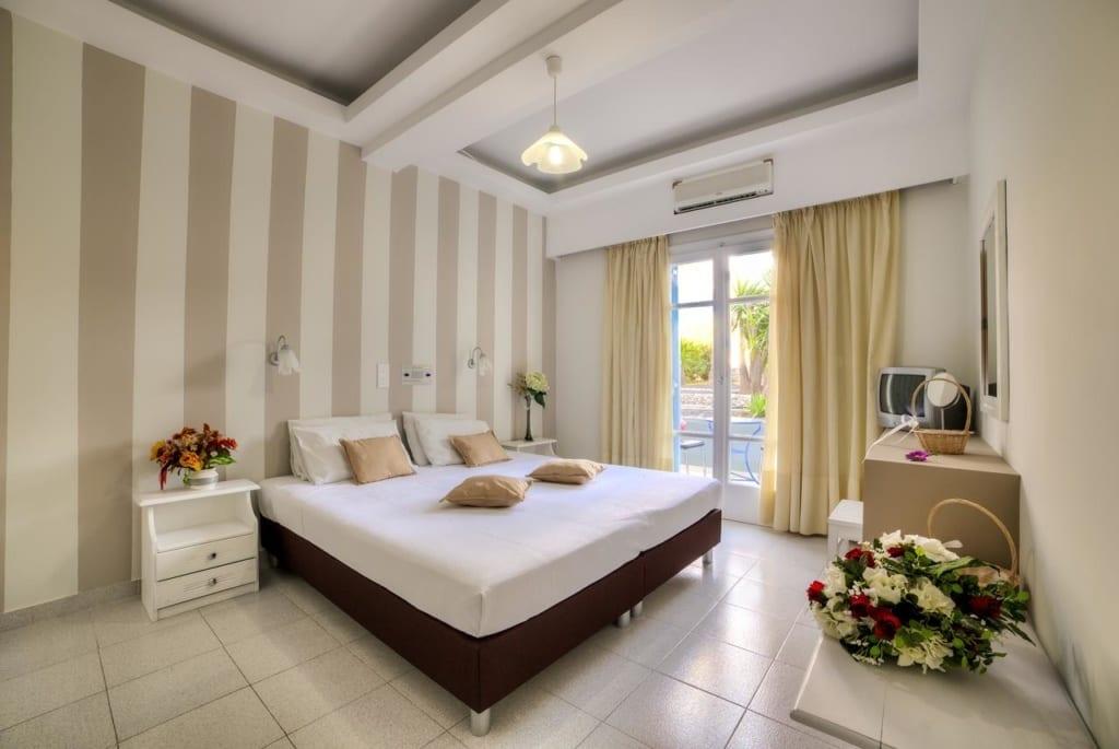 Hotel Villa Olympia - pokoj