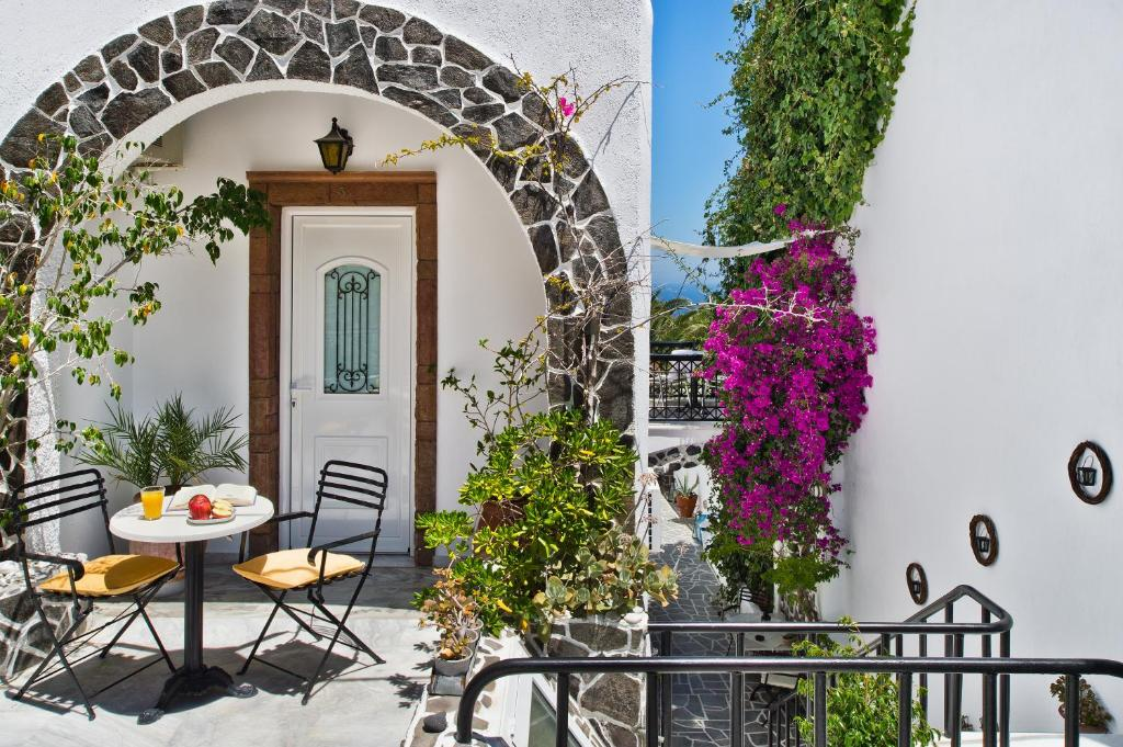Hotel Galatia Villas, Santorini, Řekco