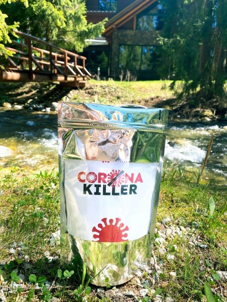 Tri Studničky - balení Corona Killer