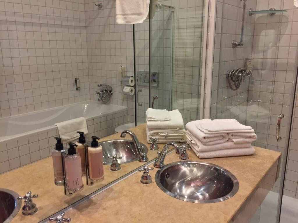 Tri Studničky - koupelna