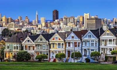 Scenérie v San Franciscu