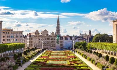 Bruselské náměstí Grande-Place