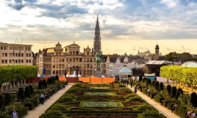 Náměstí Grand Place, Brusel