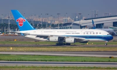 China Southern Airlines letadlo