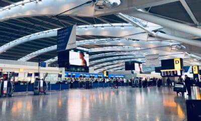 Hala letiště Heathrow