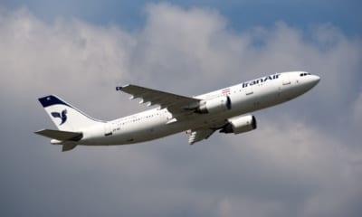 Letadlo Iranair