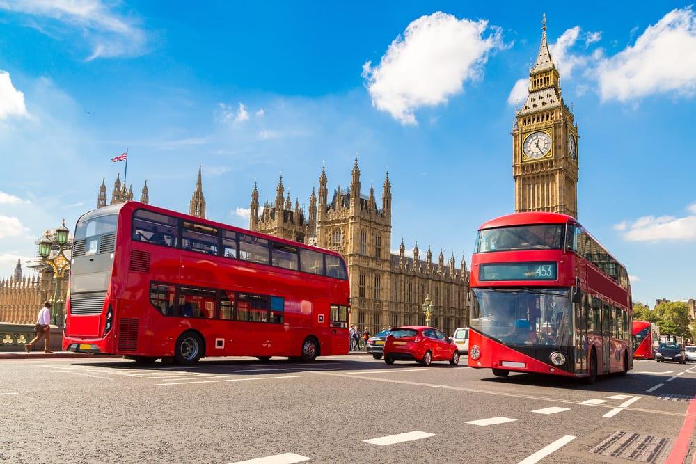 Big Ben v Londýně