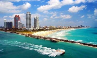 Miami na Floridě