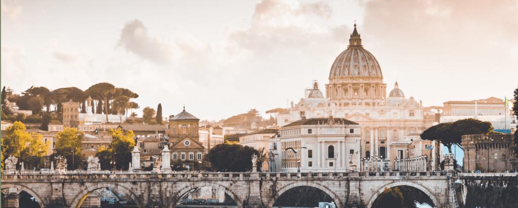 Výhled na Řím