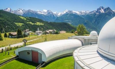 Aosta Valley v Itálii