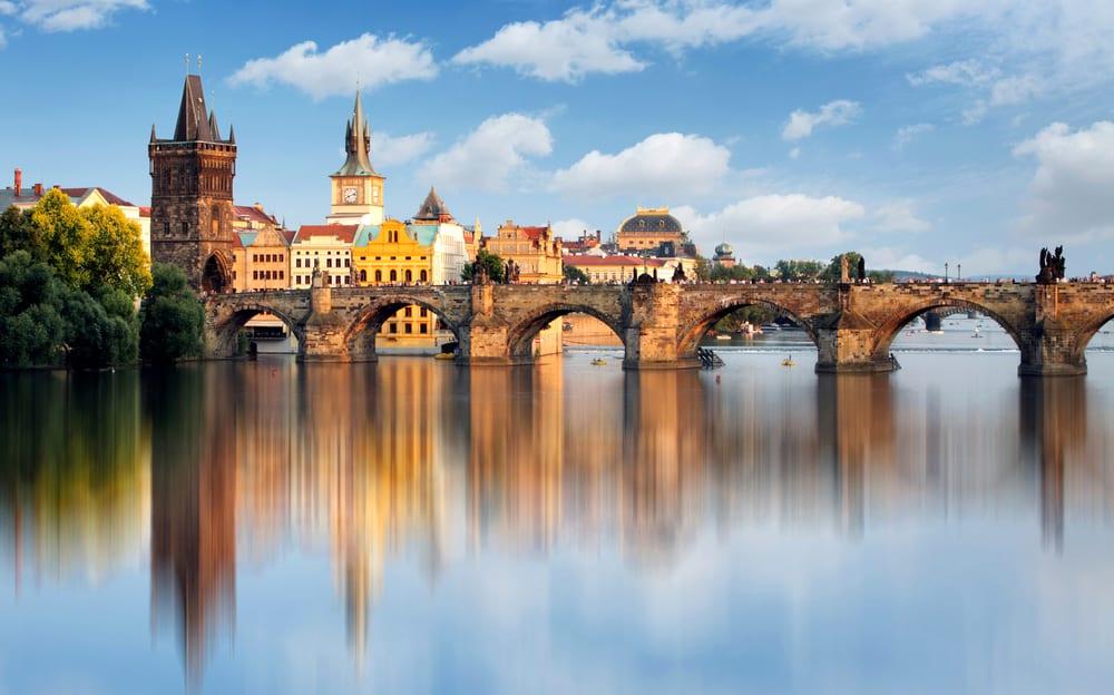 Karlův mostv Praze
