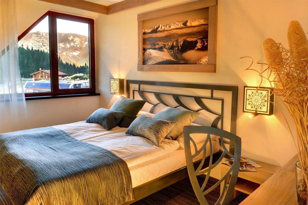 Pokoj Deluxe ve 4* hotelu Grand Jasná