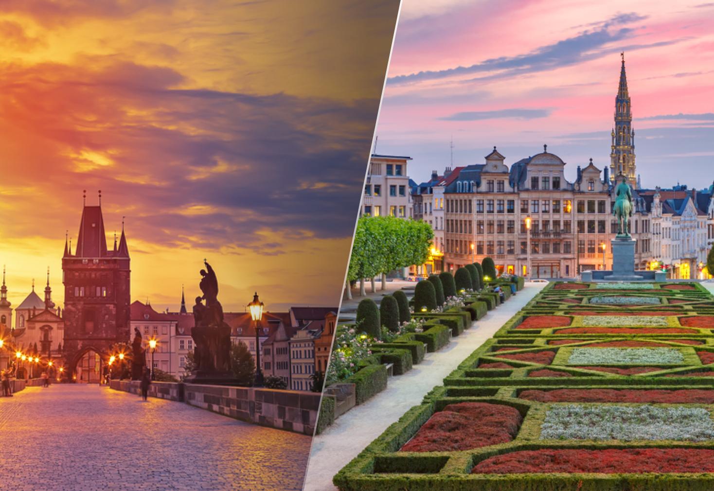 Cestování do Belgie