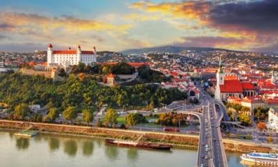 Hlavní město Slovenska, Bratislava