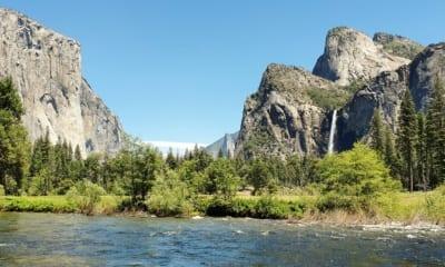 Park Yosemite v Kalifornii