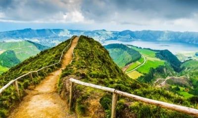 Cesta na Azorských ostrovech