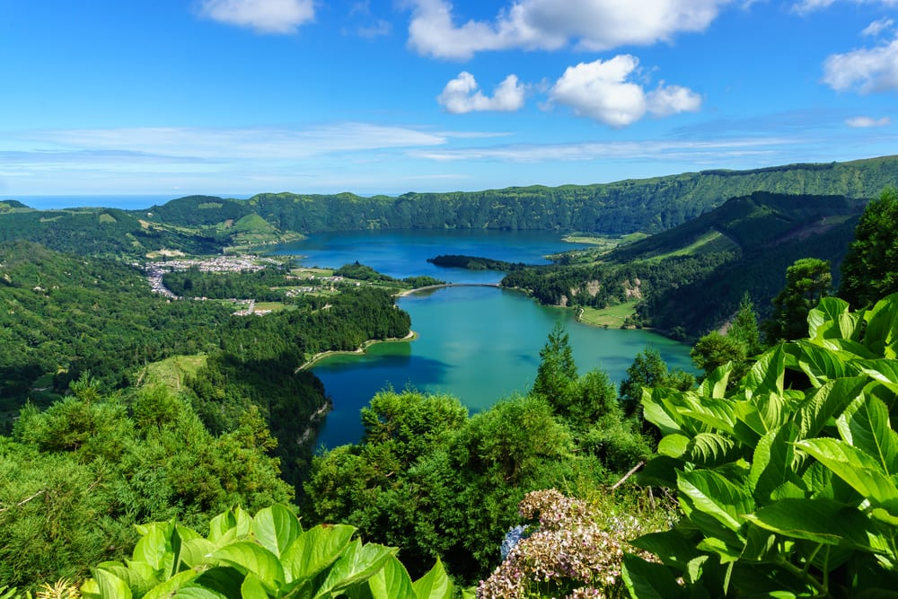 Azorské ostrovy jsou úžasnou možností, kam na dovolenou