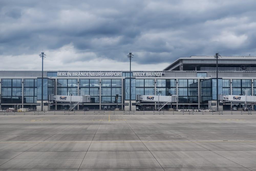 Letiště Willyho Brandta v Brandenburgu