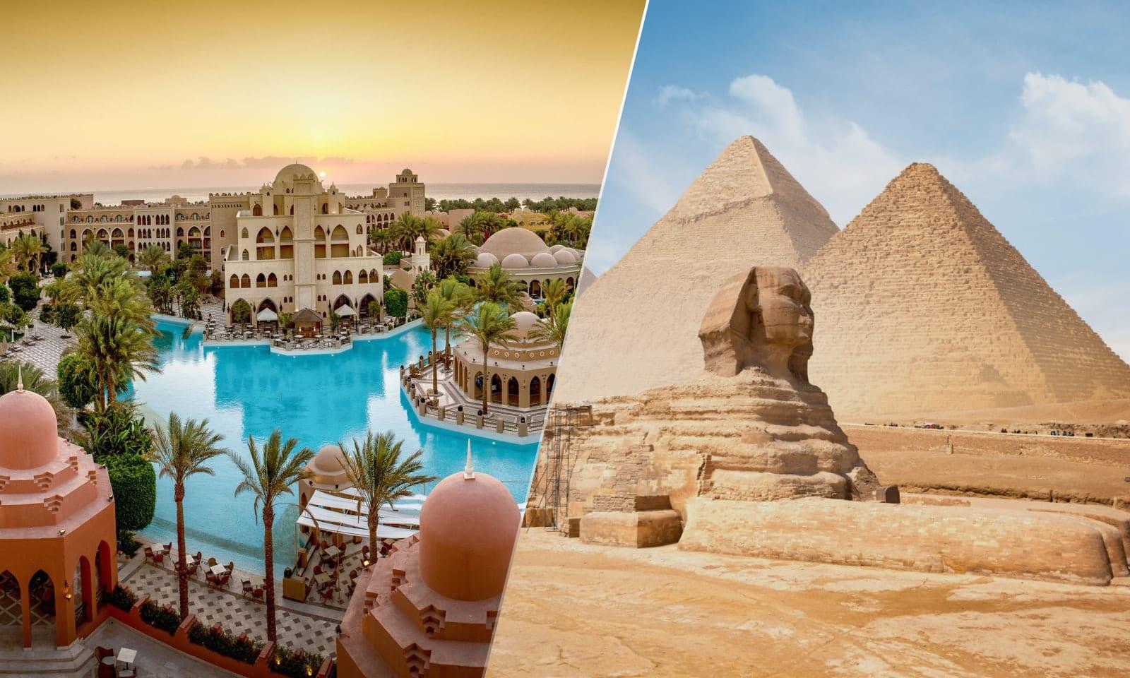 Egypt - pobyt