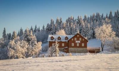 Hotel Jizerka 4 v Jizerských horách