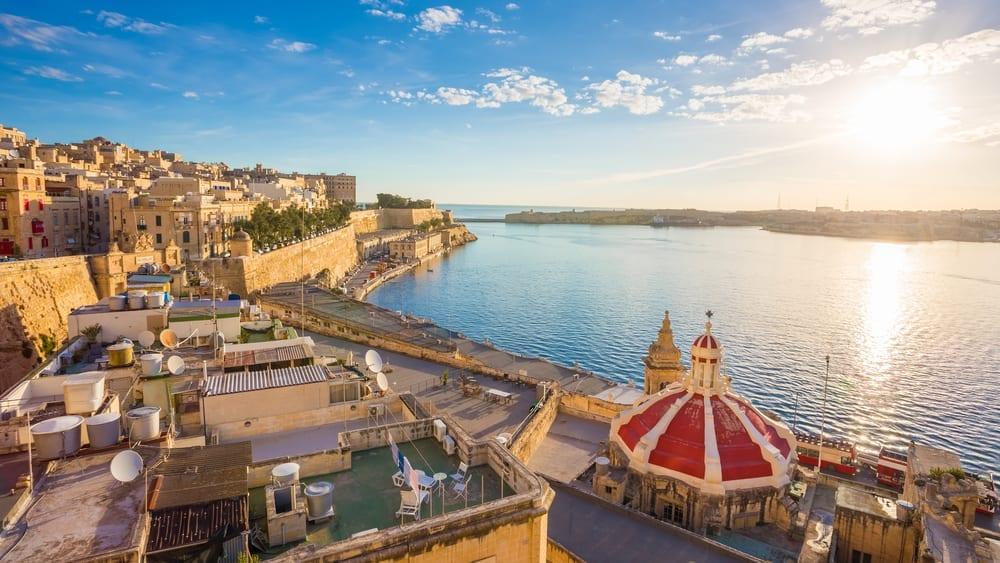 Kam na dovolenou k oři? Zkuste Maltu
