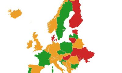Cestovatelský semafor pro ČR, Evropská unie dohodla společný cestovatelský semafor