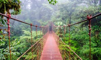 Kostarika ruší poviinost testu na COVID-19