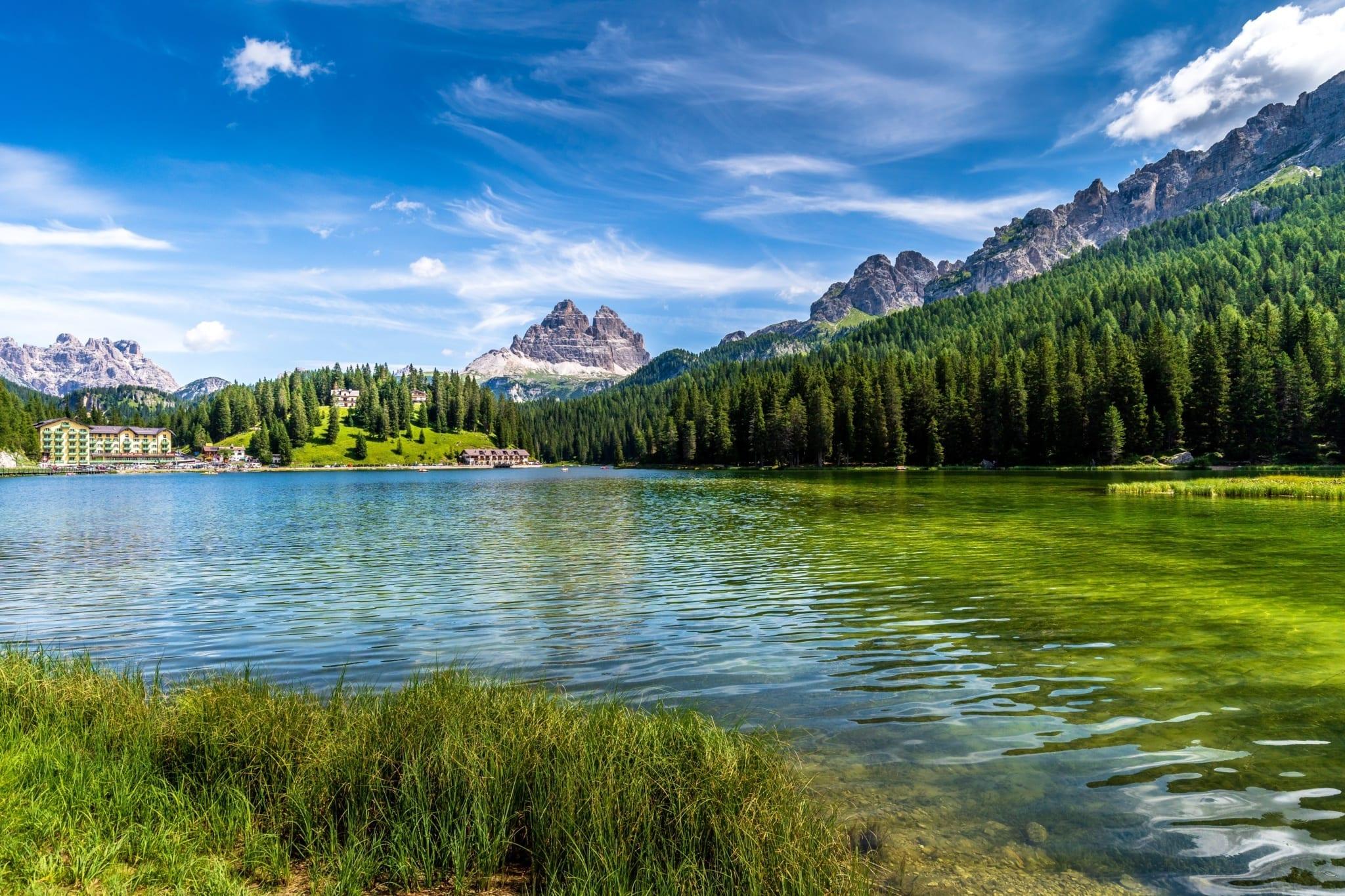 Italské jezero Lago di Garda má novou cyklostezku