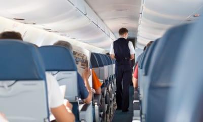 Boeing testoval čištění letadla s živým virem. Použité metody se osvědčily