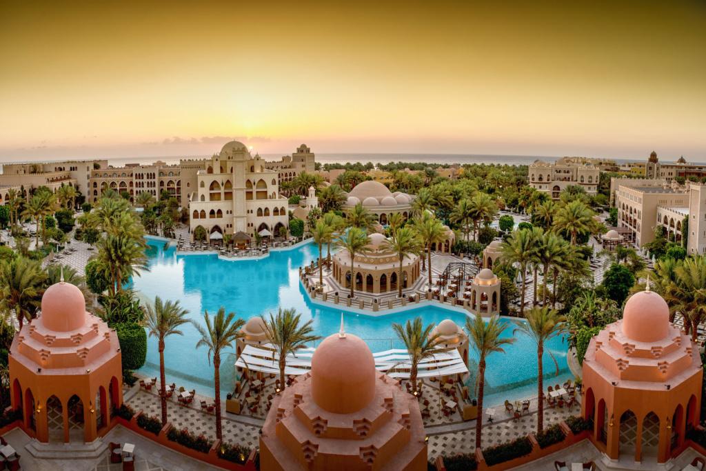 Egypt - Makadi Palace hotel
