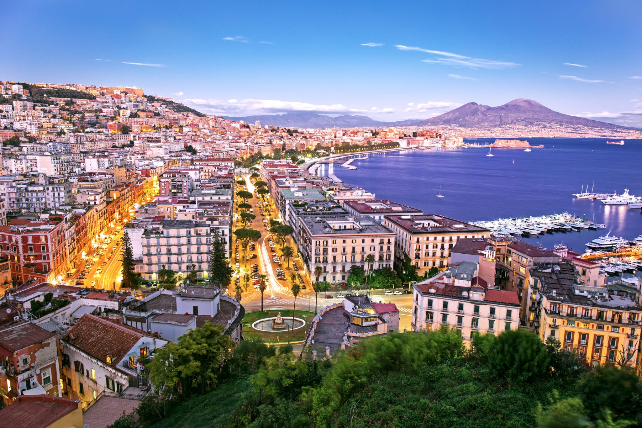 Neapol - Itálie