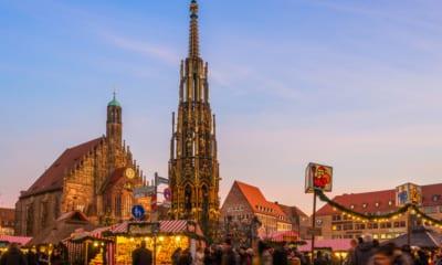 Vánoční trhy v Norimberku budou letos zrušeny