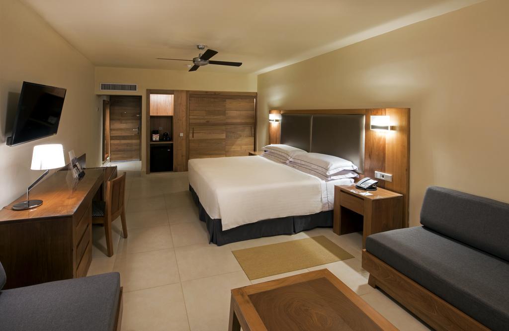 Interiér hotelu Occidental v Dominikánské republice