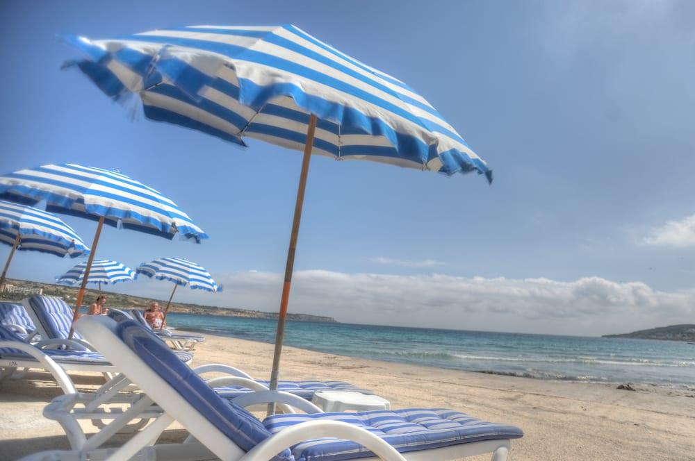 Maltské pláže