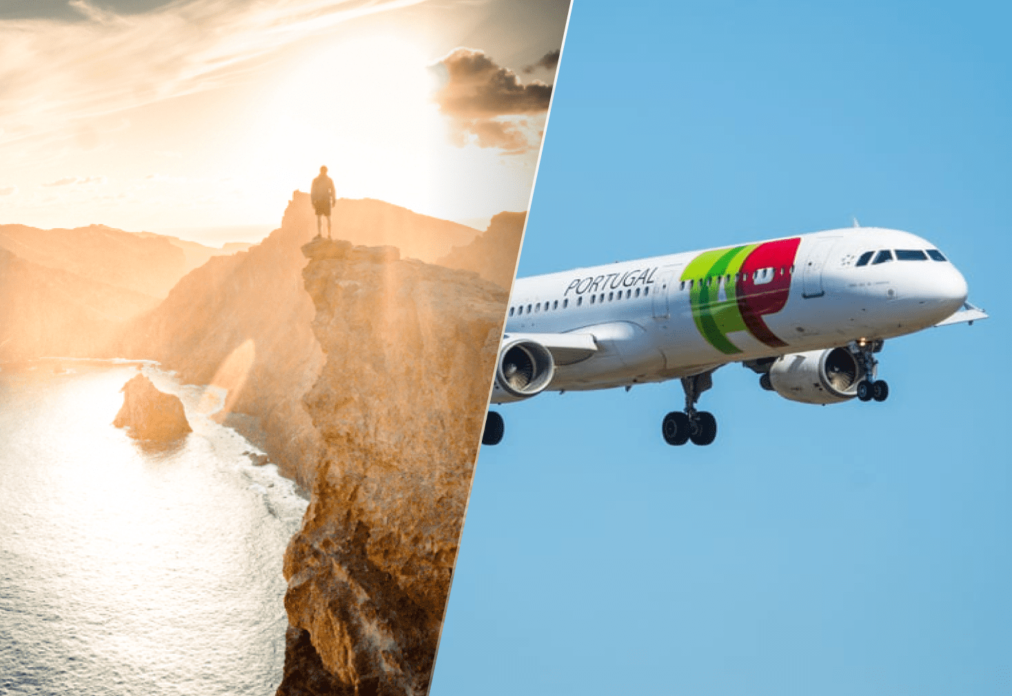 Levné letenky TAP Portugal