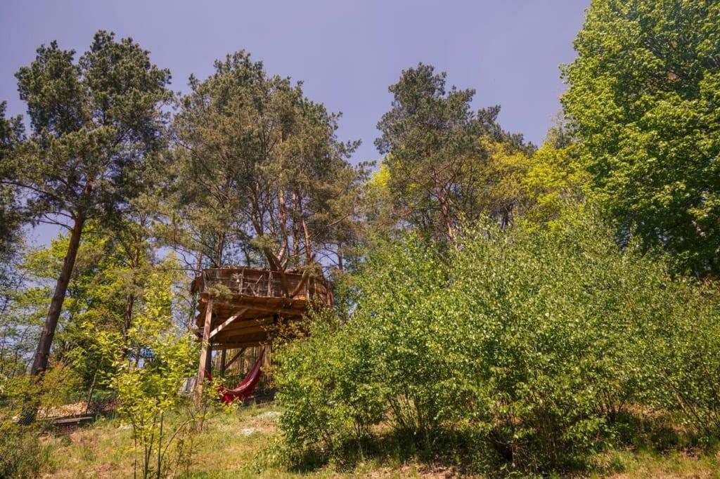 Užij si dovolenou v Treehousu Stvořidla