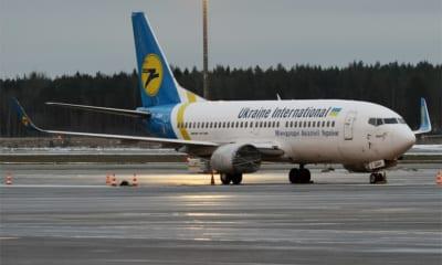 Letadlo Ukraine International