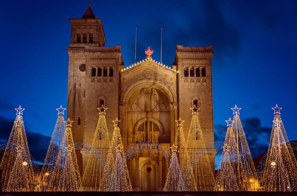 Vánoce na Maltě